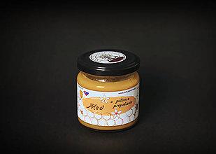 Potraviny - Med s peľom a propolisom - 11543195_