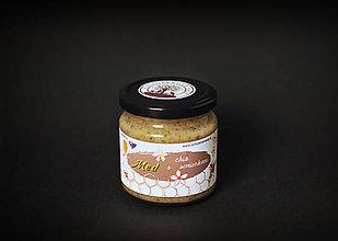 Potraviny - Med s chia semienkami - 11543229_