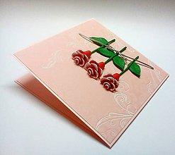 Papiernictvo - Pohľadnica ... zo záhrady I - 11547419_