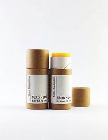 Drogéria - ŠÍPKA/GOJI s olejom z pšeničných klíčkov - 11544802_