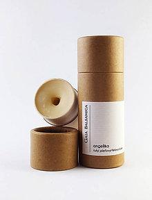 Drogéria - Aromaterapeutický masážny dukát ANGELIKA - 11545529_