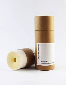 Drogéria - Aromaterapeutický masážny dukát BORIEVKA - 11545582_