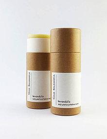 Drogéria - Aromaterapeutický masážny dukát LEVANDUĽA - 11545632_