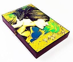 Krabičky - Šperkovnica - 11546404_