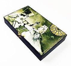 Krabičky - Šperkovnica - 11546413_