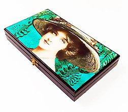Krabičky - Šperkovnica - 11546431_