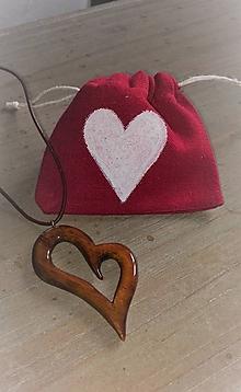 Náhrdelníky - Zo srdca a z lásky - 11545820_