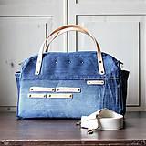 """Veľké tašky - Motivačná """"recy-taška"""" No.2 - 11545092_"""