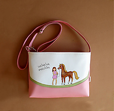 Detské tašky - lucinkina kabelka - 11545261_