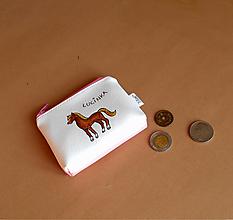 Peňaženky - s koníkom - 11545279_