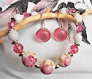 Sady šperkov - Porcelánové nežnosti - 11550218_
