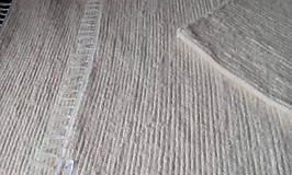 Úžitkový textil - Koberček  maslový dlhý - 11550102_