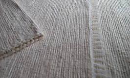 Úžitkový textil - Koberček  maslový dlhý - 11550105_
