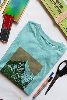 Detské oblečenie - Chlapčenské tričko Kriváň - 11550056_