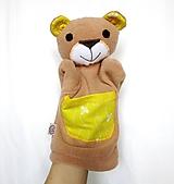 Maňuška medveď - Medvedík zo Žltobzučavej doliny