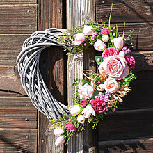 Dekorácie - Romantické srdce - 11550283_