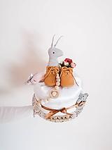 Detské doplnky - EASTER plienková torta - 11551017_