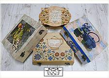 12 priečinkové krabice-skladom :)