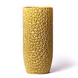 Dekorácie - Polygon Váza - Gold Happens - 11551787_