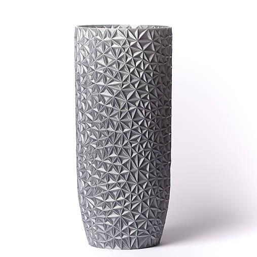 Polygon Váza - Rapunzel Silver