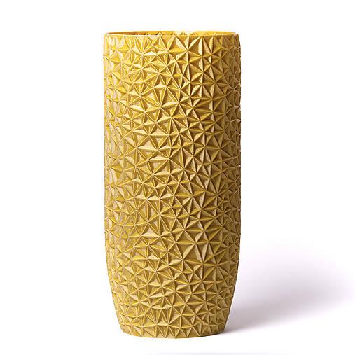 Polygon Váza - Gold Happens