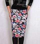 Sukne - Sukně luxusní úplet vz.680 - 11554425_