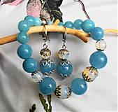 Sady šperkov - Akvamarín - 11552382_