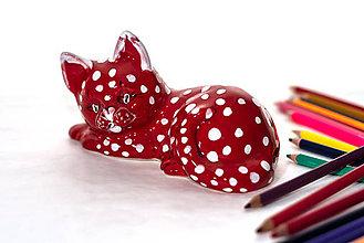 Dekorácie - Slimáčik či mačička - dekorácia do vašej izby - 11552155_