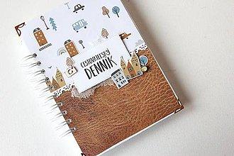 Papiernictvo - Cestovateľský denník - 11554992_