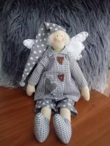 Bábiky - Spinkáč sivý - 11554769_