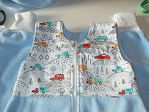 Textil - spací vak - overalik - 11554162_