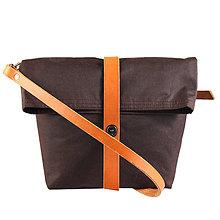 Kabelky - dámská kabelka WILD BROWN - 11553135_
