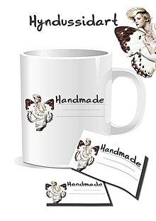 Grafika - Handmade cedulky - 11553470_