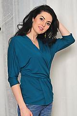Tričká - Top Afrodita - emerald - 11552100_