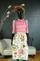 Šaty - JAR: set sukňa plus pulovrik - 11557919_