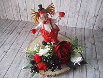 Dekorácie - Dekorácia - Valentínka - 11557125_