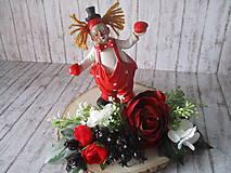 Dekorácie - Dekorácia - Valentínka - 11557126_