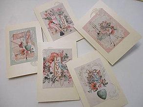 Papiernictvo - Pohľadnice Valentínky - 11557913_