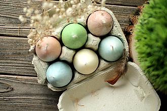 Svietidlá a sviečky - Pol tucet vajec :-) - 11557346_