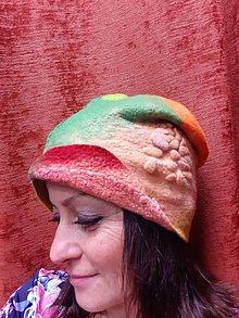 Čiapky - Fez art protis oboustranná čepice 5 - 11556809_