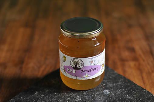 Facéliový med