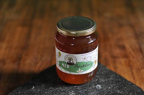 Feniklový med