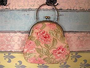 Kabelky - Kabelka Roses - 11557405_