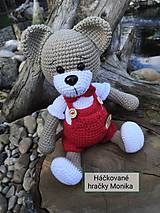 Hračky - Valentínsky Macko - 11561289_