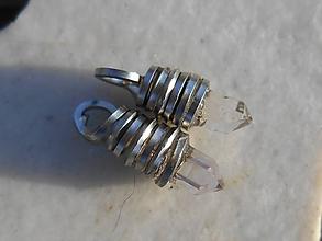 Náhrdelníky - little cristals-krištáliky-B.štiavnica - 11562207_