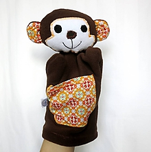Hračky - Maňuška opica - Opička z Veselej Džnugle - 11559351_
