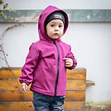 Detské oblečenie - Detská softshell bunda - lollipop - 11560730_