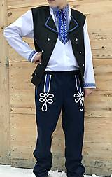 Oblečenie - Pánske krojové nohavice 2 (XL) - 11561118_