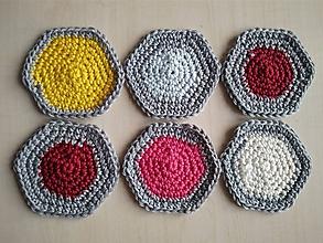 Úžitkový textil - Odličovacie tampóny - 11563570_
