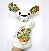 Hračky - Maňuška zajac - Zajko z Líščej doliny - 11564170_